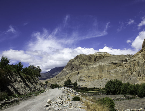 The Hidden Kingdom Trek, Upper Mustang